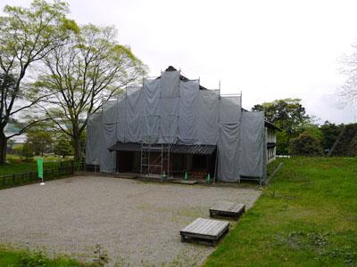 金沢城 土蔵