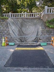 金沢城鼠多門復元調査