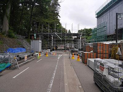 金沢城 鼠多門橋
