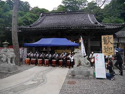金沢城 鼠多門・鼠多門橋完成記念イベント